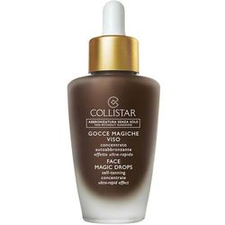 Collistar Tan Without Sunshine Face Magic Drops samoopalacz 50 ml dla kobiet