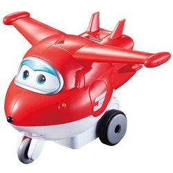 Cobi Super Wings Pojazd wyścigówka samolot Jett