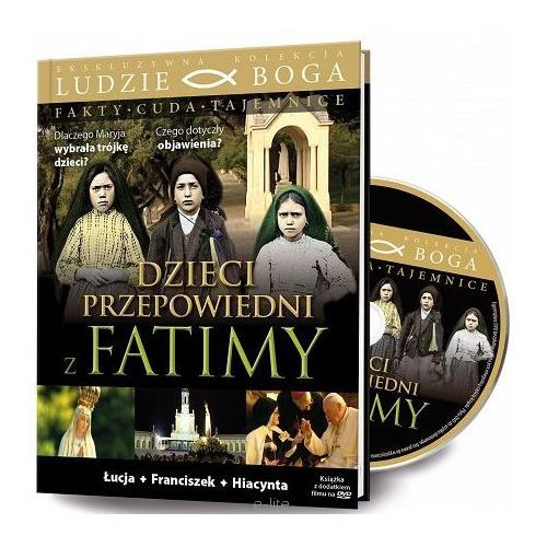 Filmy religijne i teologiczne, DZIECI PRZEPOWIEDNI Z FATIMY + Film DVD