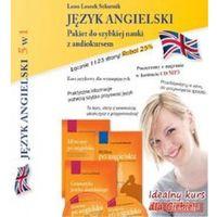 Językoznawstwo, Język Angielski 5w1 Pakiet 1 Do Szybkiej Nauki Z Audiokursem (opr. miękka)