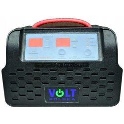 Prostownik automatyczny 12V 20A/50A LCD + rozruch