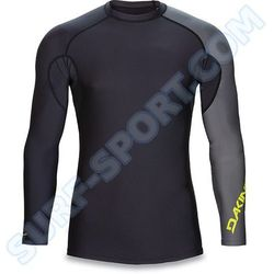 Lycra Dakine Twilight L/S Snug Fit 2017 Black