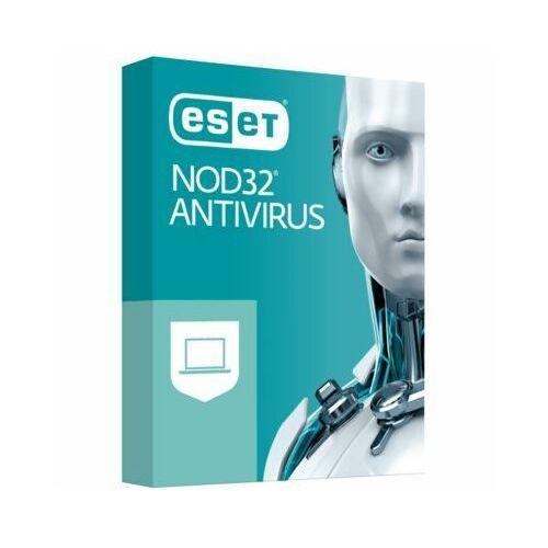 Oprogramowanie antywirusowe, Program ESET Nod32 Antivirus 1PC/12M Box
