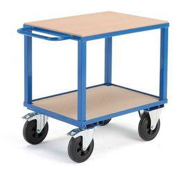 Wózek warsztatowy wymiary:830x600x800 mm - z hamulcem