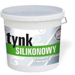 Tynk silikonowy Pigment