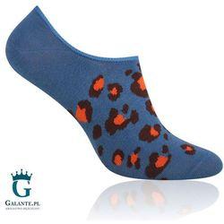 Skarpetki męskie Gepard 003-098 Niebieskie