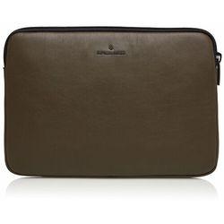 Castelijn & Beerens Nappa X Oscar Futerał na laptopa RFID skórzana 35 cm przegroda na laptopa darkmilitary ZAPISZ SIĘ DO NASZEGO NEWSLETTERA, A OTRZYMASZ VOUCHER Z 15% ZNIŻKĄ
