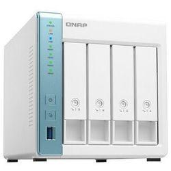 QNAP Serwer NAS TS-431P3-4G 1,7GHz 4GB SO-DIMM DDR3 2,5GbE
