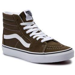 Sneakersy VANS - Ski8-Hi VN0A4BV6V7D1 Beech/True White