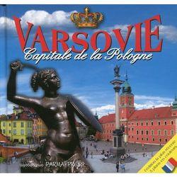 Warszawa stolica Polski wersja francuska - Wysyłka od 3,99 (opr. twarda)