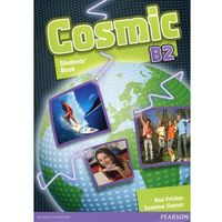 Książki do nauki języka, Cosmic B2, Student's Book (podręcznik) plus Active Book (opr. miękka)
