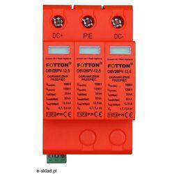 Ogranicznik przepięć FOTTON OBV26PV-12,5 kl. I, II (B+C) 1000V DC