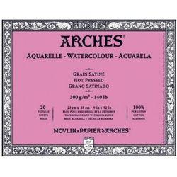Canson Arches® papier akwarelowy 23x31/12 Satine