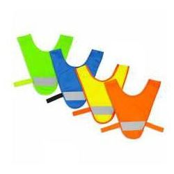 Mini szelki odblaskowe dla dzieci