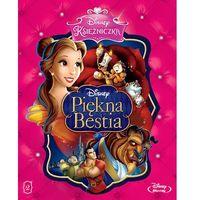 Pozostałe filmy, PIEKNA I BESTIA (2014) (BD) DISNEY KSIĘŻNICZKA (Płyta BluRay)