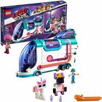 Klocki dla dzieci, 70828 AUTOBUS IMPREZOWY (Pop-Up Party Bus) KLOCKI LEGO MOVIE 2