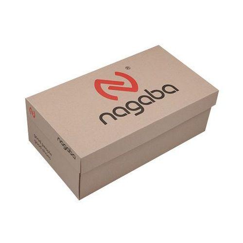 Pozostałe obuwie damskie, Kultowe Trzewiki buty NAGABA 074 Oliwka - Oliwkowy ||Beżowy