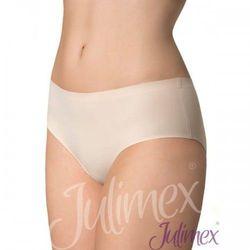Figi damskie Julimex Simple Panty białe