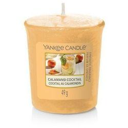 YANKEE CANDLE VOTIVE CALAMANSI COCKTAIL 49G