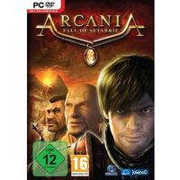 Gry na PC, Arcania Fall of Setarrif (PC)