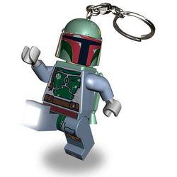 MINI LATARKA LED LEGO - BOBA FETT (Key Light Boba Fett) - BRELOK W PUDEŁKU