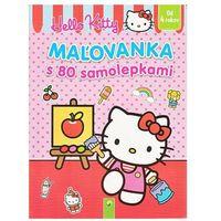 Bajki, Maľovanka s 80 samolepkami (Hello Kitty) autor neuvedený