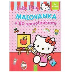 Maľovanka s 80 samolepkami (Hello Kitty) autor neuvedený