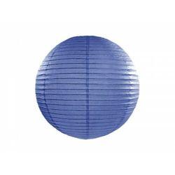 """""""Lampion papierowy, k. niebieski, 20cm (1 karton / 30 szt.)"""""""