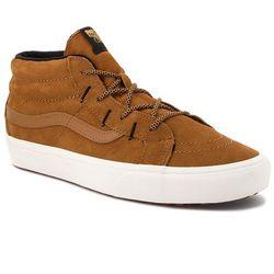 Sneakersy VANS - Sk8-Mid Reissue G VN0A3TKQUCS (Mte) Sudan Brown/Marshma