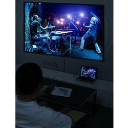 Baseus Enjoyment Series | Adapter kabel przejściowy Mini DisplayPort / Display Port Full HD | 3m