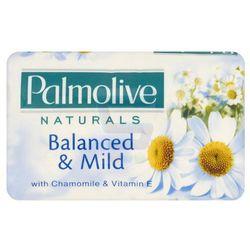 Palmolive Naturals Mydło w kostce Balanced & MIld z Rumiankiem i Witaminą E 90 g