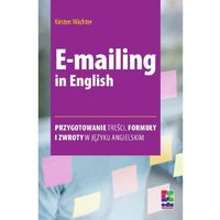 E-booki, E-mailing in English