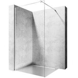 Ścianka prysznicowa szkło 8 mm, 120 cm Walk-In Flexi Rea