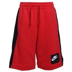 Nike Performance AIR SHORT Krótkie spodenki sportowe university red/black/black