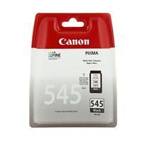 Tusze do drukarek, Canon oryginalny ink PG-545, black, 180s, 8287B001, Canon Pixma MG2450, 2550