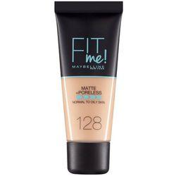 Maybelline Fit Me Matte & Poreless Foundation 30ml - 128 Warm Nude