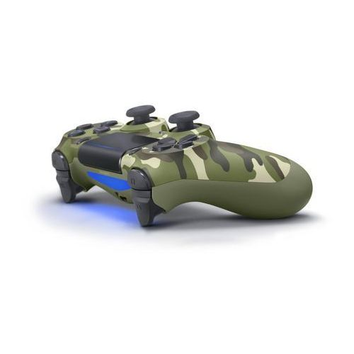 Gamepady, Kontroler bezprzewodowy SONY PlayStation DUALSHOCK 4 v2 Green Camouflage