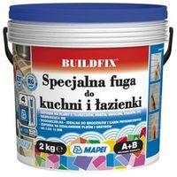 Fugi, Zaprawa Mapei Buildfix do kuchni i łazienki 112 tytanowa 2 kg