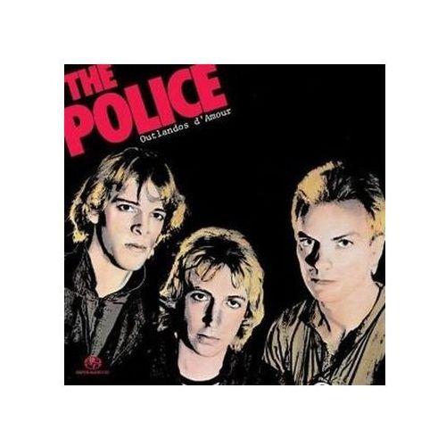 Pozostała muzyka rozrywkowa, Outlandos D'amour - The Police (Płyta CD)