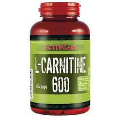 Activlab L-Carnitine 600 Super 135 kapsułek