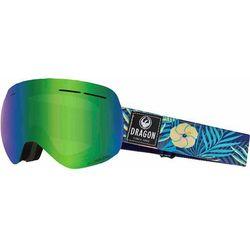 gogle snowboardowe DRAGON - Dr X1S 3 Aloha Llgreenion+Lldksmk (601) rozmiar: OS