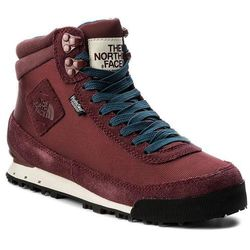 Trapery THE NORTH FACE - Back-To-Berkeley Boot II T0AIMFVFZ Barolo Red/Vintage White