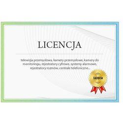 Centrala telefoniczna PROXIMA Licencja REC START nagrywanie 2 kan. i administracja - 2 kanały z Agent_003