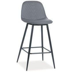 Hoker stołek barowy Signal TEO H-1 LOFT