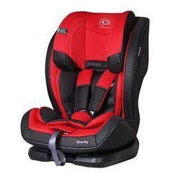 Fotelik samochodowy 9-36 Gravity KinderKraft (czerwony)