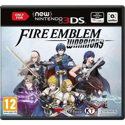 Fire Emblem Warriors 3DS