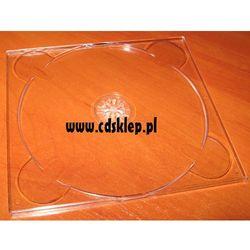 Tray digipack na 1 CD przezroczysty 680szt.