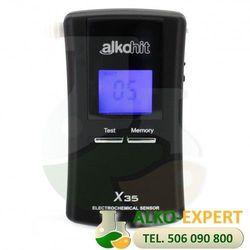 Alkomat ALKOHIT X35
