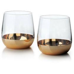 MIRELLA GOLD Kpl.2 szklanek 475ml