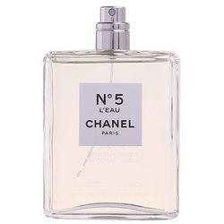 Chanel No.5 L´Eau woda toaletowa 100 ml tester dla kobiet